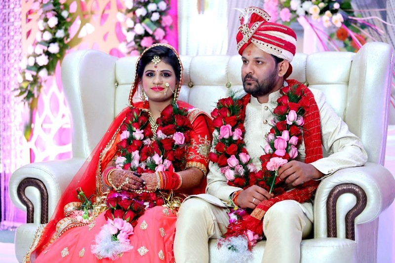 Best Candid Wedding Photographer In Kanpur